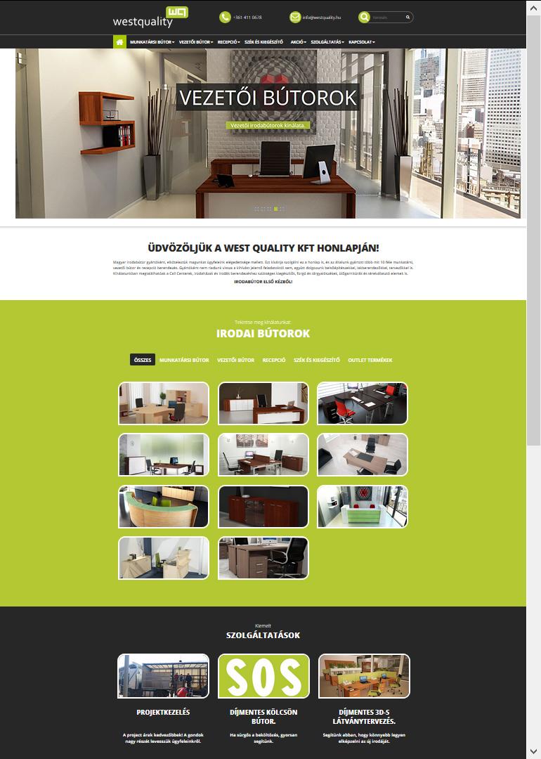 Elindult új weboldalunk.